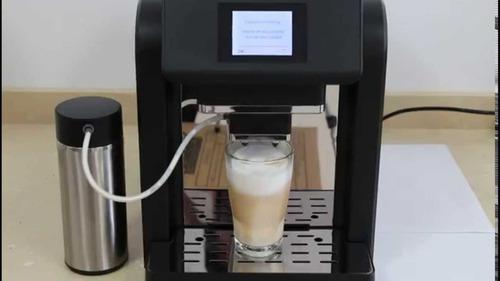 Maquina Para Capuchino Café Expresso Y Latte Automatica