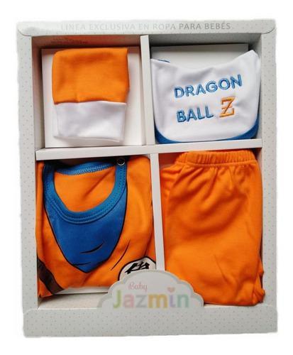 Ajuar De Dragon Ball Para Bebés