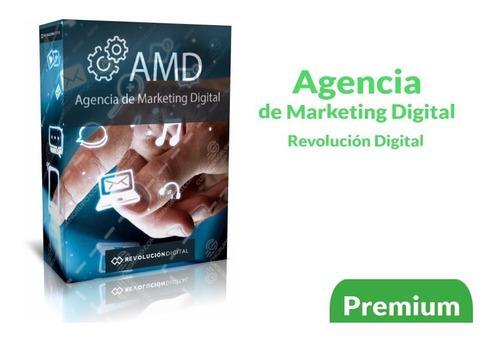 Curso Agencia De Marketing Digital - Revolución Digital