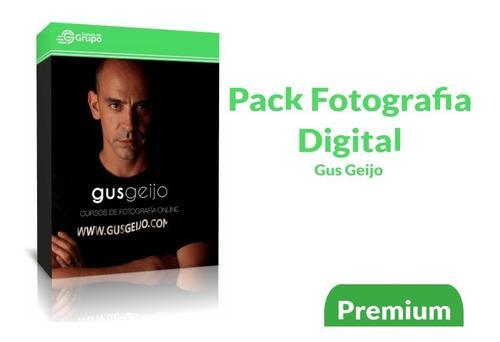 Curso De Fotografía - Gus Geijo