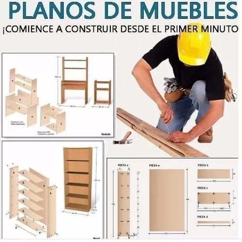 Curso Fabricación Fácil De Carpinteria Muebles En Melamina
