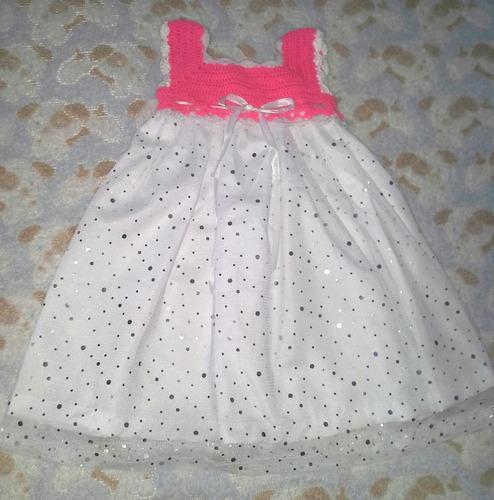 Vestidos Para Bebe Tejidos A Mano