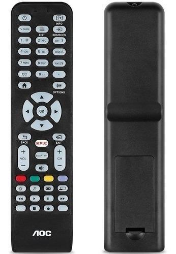 Control Remoto Aoc Smart Tv Lcd/led Original