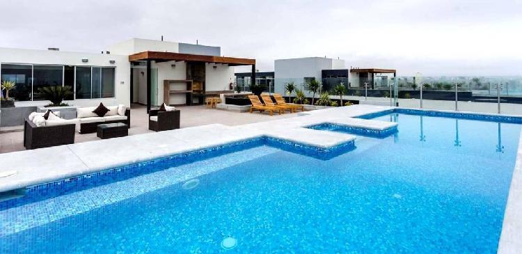Hermoso Dpto. Club House en San Miguel con Linda Vista Al