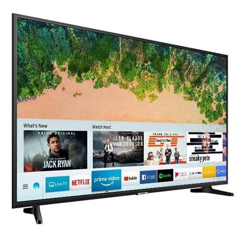 Televisor Samsung 55 Ultra Hd 4k,smart Tv,wifi Un55nu7095gx
