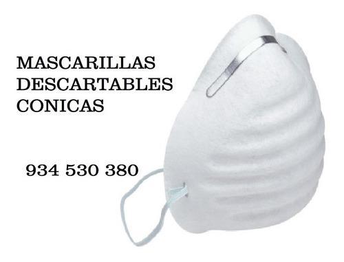Mascarillas Tipo N95 Cónic X Und S/.7.00