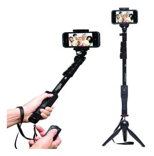 Monopod Bluetooth Tipo Baston Palo Selfies Celular