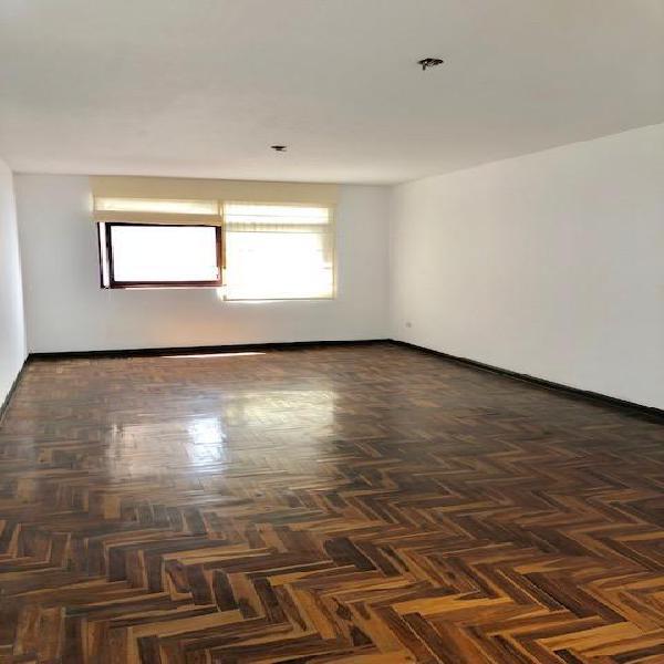 Ocasión Vendo Departamento en San Borja - 120 m² -
