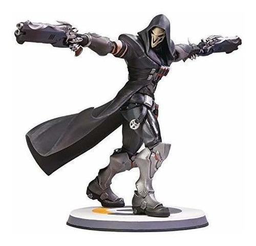 Blizzard Overwatch: Reaper Juguete Figura Estatuas