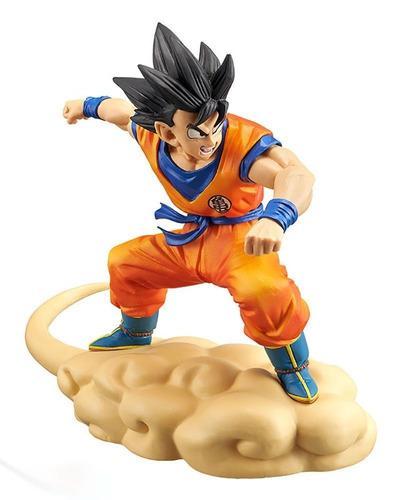 Dragon Ball Z Son Goku Hurry Up! Kintoun! Figura Original