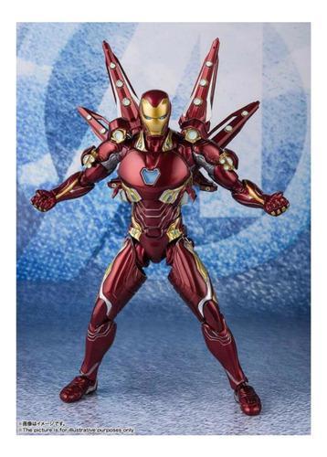 Iron Man, Mark 50 Nano Weapon Set 2, S.h. Figuarts, Dculto