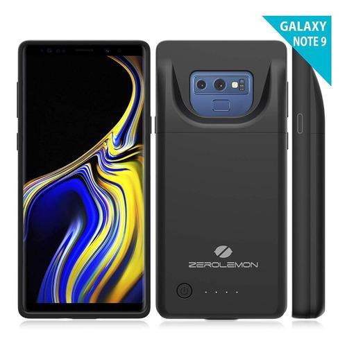 Power Case Bateria Cargador 5000mah Galaxy Note 9 Zerolemon