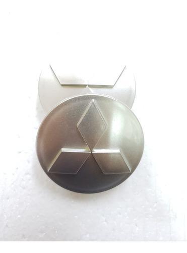 Emblema Para Aro Mitsubishi Nuevo C/ Tienda En Lince