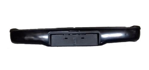 Parachoque Posterior Negro Toyota Hilux 2008 - 2011