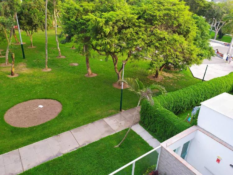 Moderno Dpto de Estreno con Espectacular Vista Al Parque