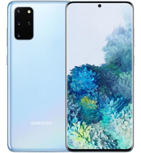 Samsung Galaxy S20+ Plus 128gb 8gb Azul Sellado / Tienda