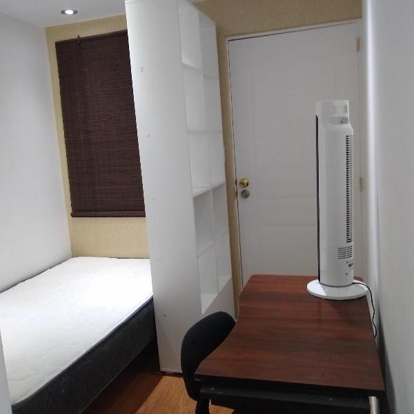 Lindo Mini Departamento Ideal Para Estudio Amoblado 28 m²