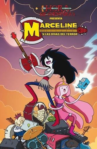 Hora De Aventuras Presenta: Marceline Y Las Divas Del Terror