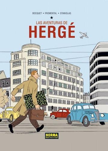 Las Aventuras De Herge (bocquet, Fromental Y Stanislas)