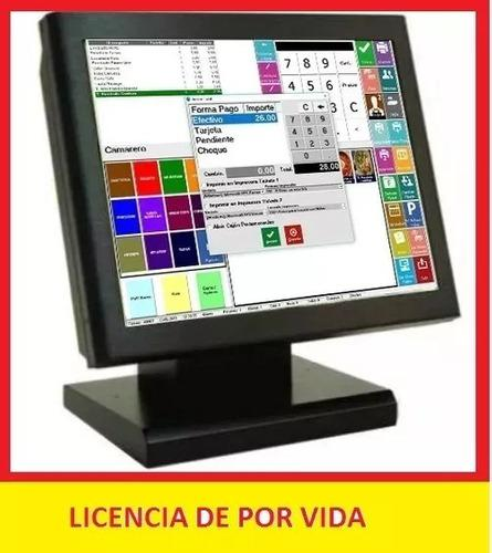 Programa Sistema Software Gestión De Restaurantes Y Bares
