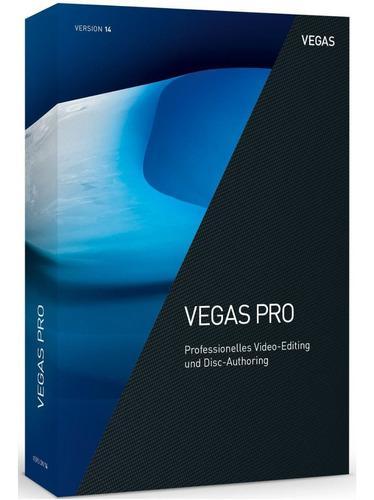 Sony Vegas Pro 14 + Licencia Original | Editor De Videos