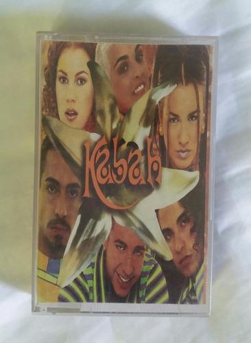 Kabah La Calle De Las Sirenas Cassette 1997