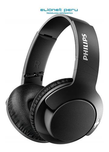 Audifono C/microf. Philips Shb3075bk Black