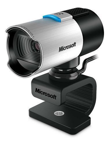 Cámara De Vídeo Conferencia Microsoft Lifecam Studio, Para
