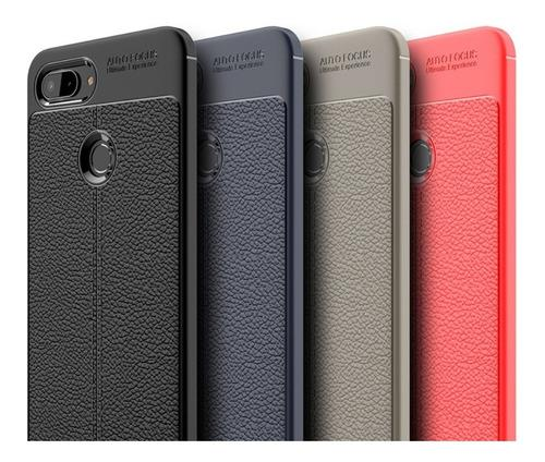Xiaomi Mi 8 Lite - Carcasa, Case, Funda Protectora