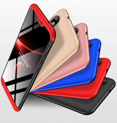 Xiaomi Mi A2 Lite - Carcasa, Case, Funda Protectora 360°