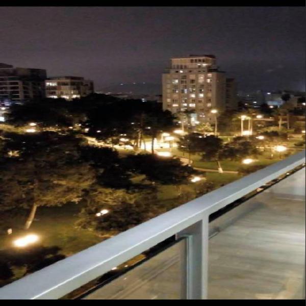 Alquilo Departamento en Barranco Frente a Parque