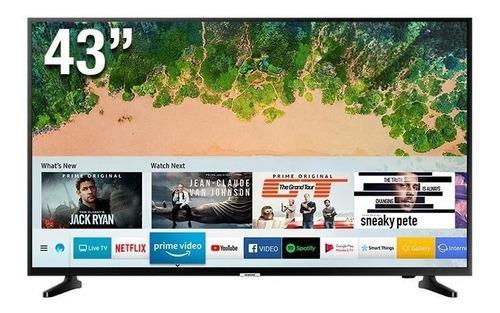 Tv Samsung 4k Uhd Smart 43nu7090 Nuevo Y Sellado