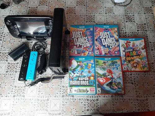 Vendo Nintendo Wii U Deluxe Set Edición Mario & Luigi