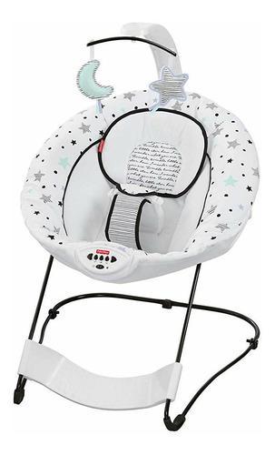 Silla Mecedora Vibradora Musical Para Bebé Fisher Price
