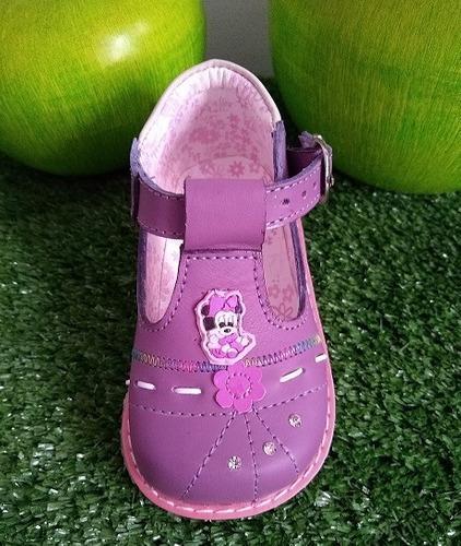 Zapatos De Cuero Para Niñas En Planta Pibe Tallas 19,20,21