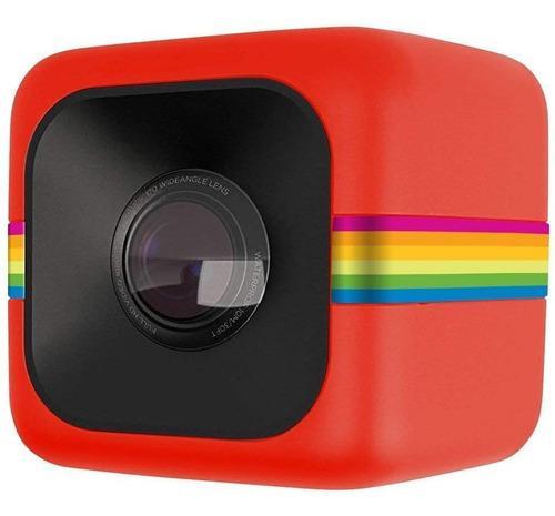 Cámara De Video Polaroid Cube Hd 1080p Lifestyle Action