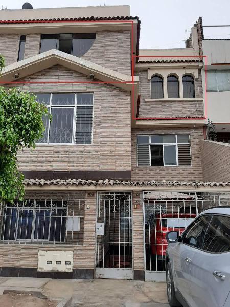 Departamento en 3er Piso de 93.88 m², Cerca Av José Granda