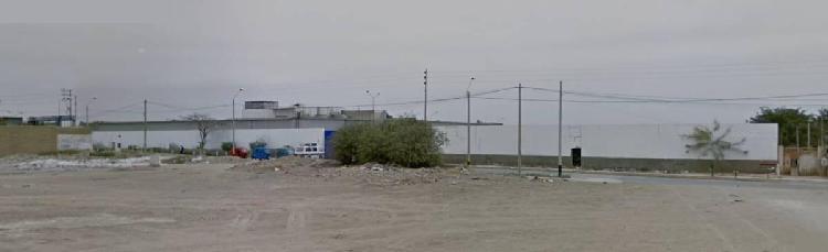 Terreno en Av Santa Rosa, Chincha Alta