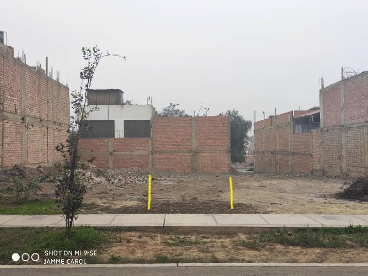 Venta Terreno Residencial en Carabayllo