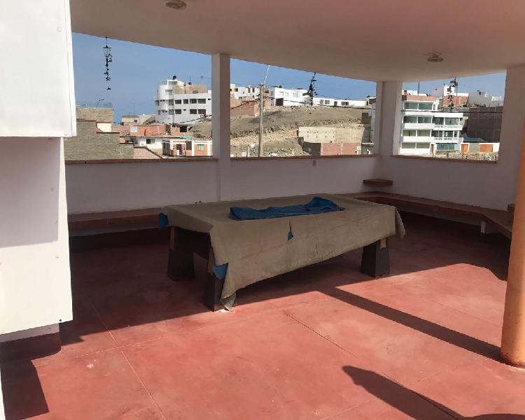 Venta de Casa de Playa en Cerro Azul