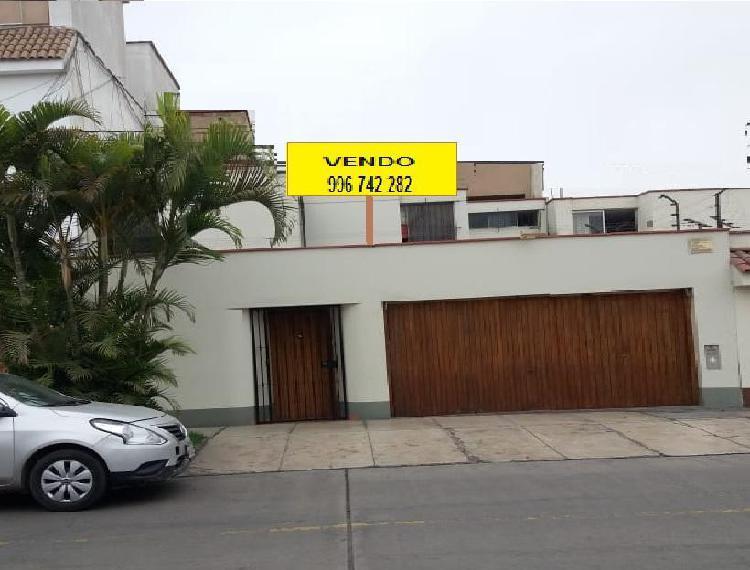 Venta de Casa en Miraflores Us 453,000