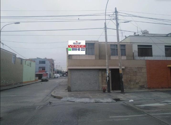 Venta de Casa en Pueblo Libre
