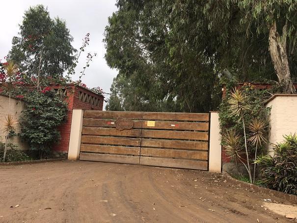 Venta de Terreno Residencial en Condominio de Pachacamac