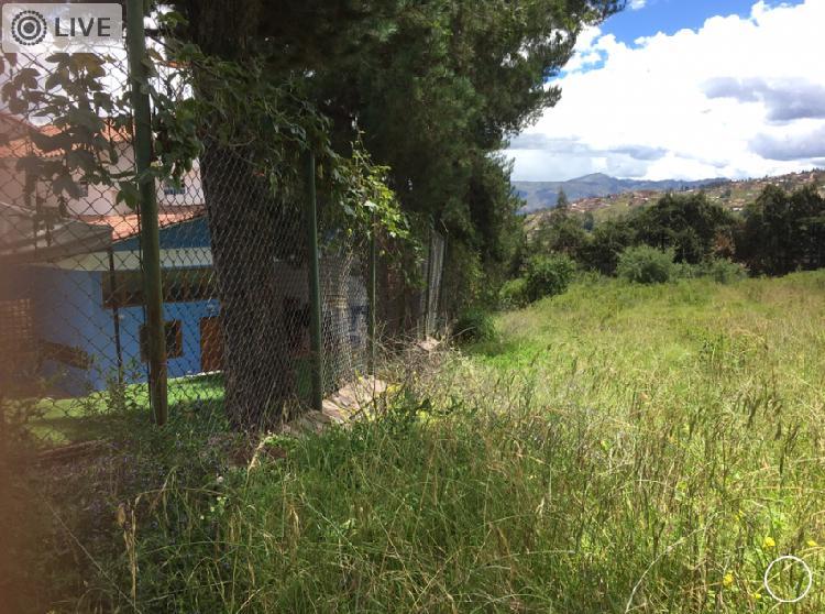 Venta de Terreno en Apv Santa María - Cusco