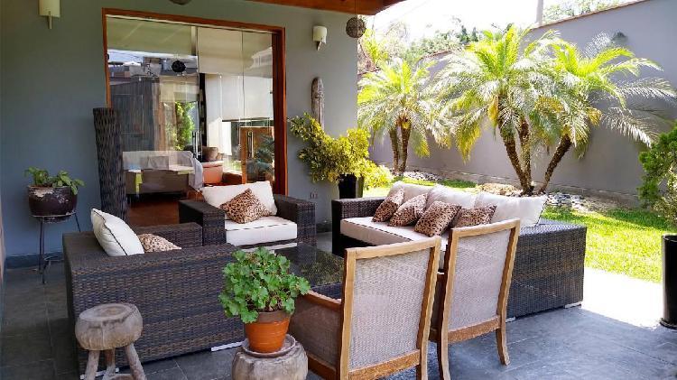 Bella Casa en Alameda de La Molina Vieja