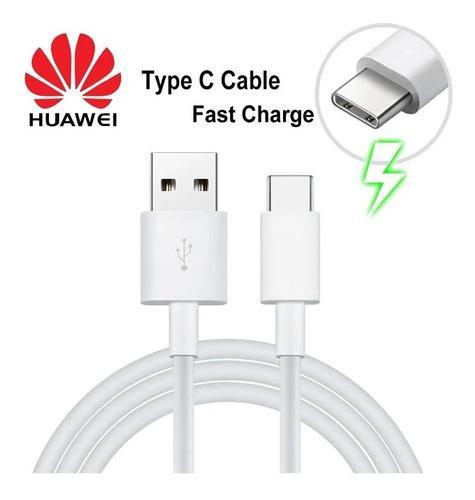 Cable Usb Tipo-c Huawei Para P9, Mate 9, P10/ Plus, P20, Etc