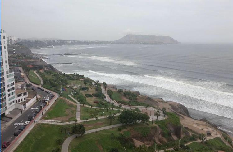 Estreno, Dúplex de Lujo con Vista Al Mar y a Parque