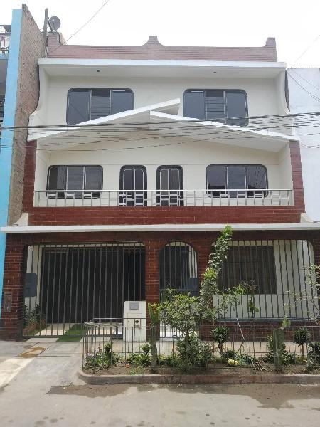 Se Vende Casa Entrada Campoy - San Juan del Lurigancho