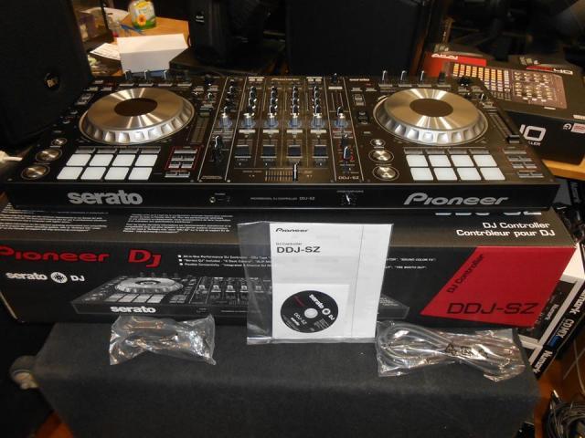 Venta Nuevo sistema de controlador Pioneer DDJ-SZ Serato DJ