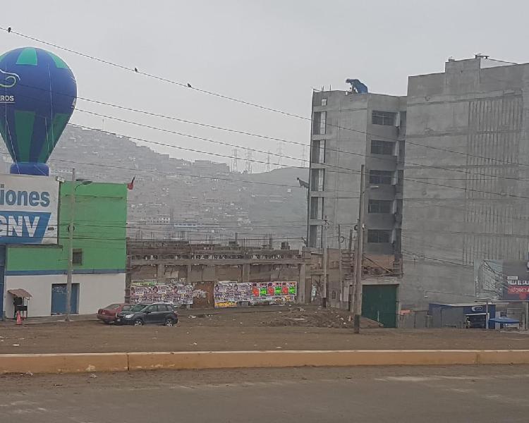 Alquiler de Local Industrial en Villa El Salvador